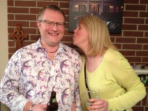 Sue and Jon